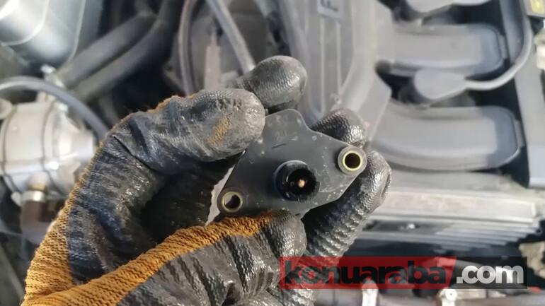 Genellikle LPG'li araçlarda bulunan map sensörü arızası belirtileri
