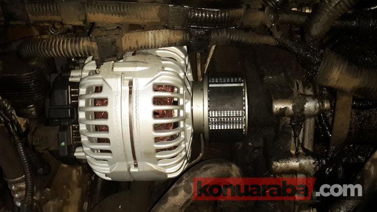 marş motoru arıza verirse ne olur?